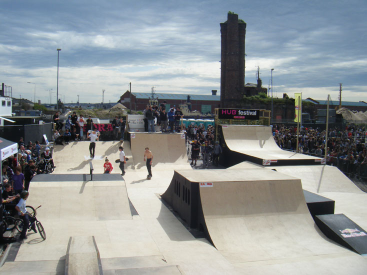 skatepark events workshops