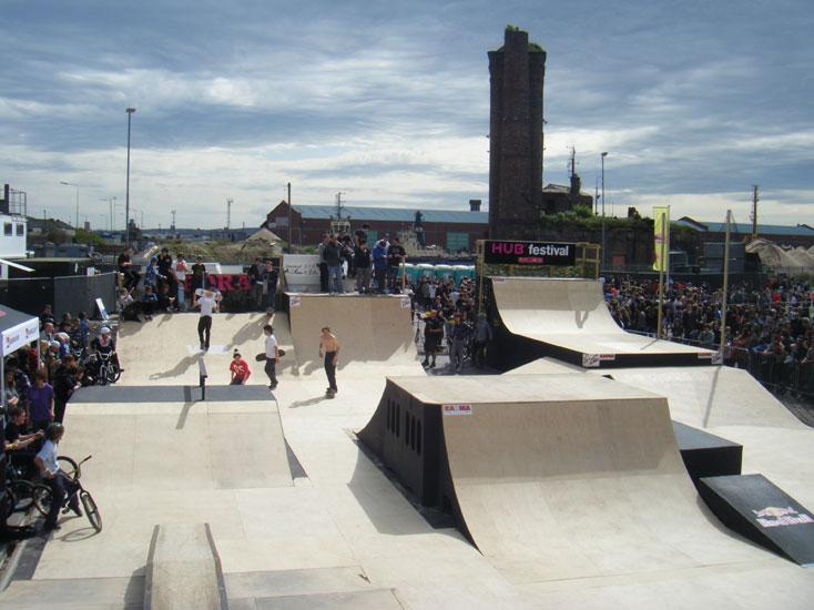 skatepark events workshops